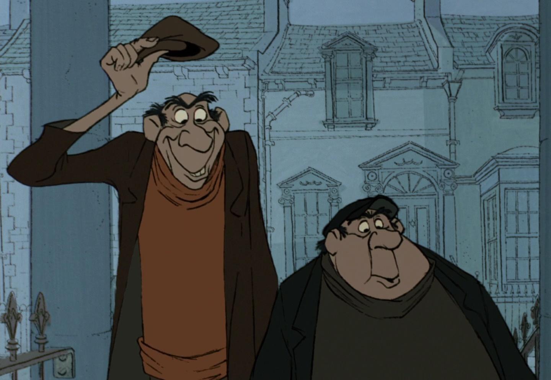 Джаспер и Хорас