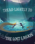 Rapunzel and the Lost Lagoon illustrations 1