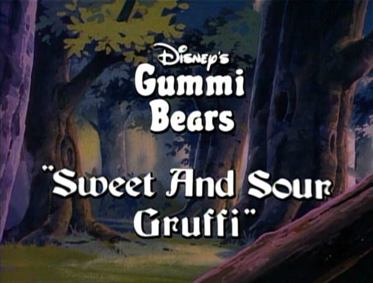 Sweet and Sour Gruffi