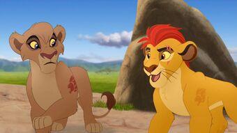 The Lion King Vitani And Kopa