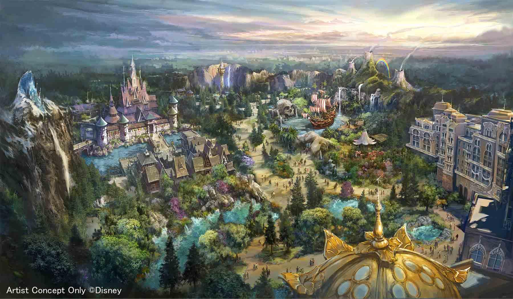 Fantasy Springs