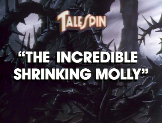 The Incredible Shrinking Molly