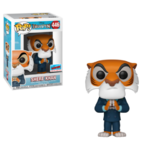 Shere Khan TaleSpin Hand Pose POP