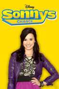 Sonny With a Chance Danish poster