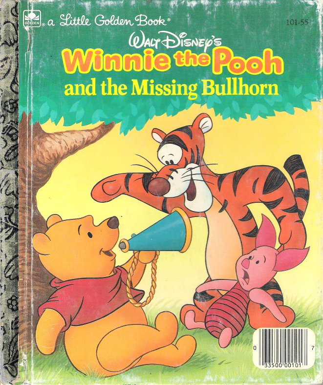 Winnie the Pooh and the Missing Bullhorn