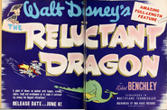 1941 DISNEY DRAGON