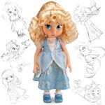 Cinderella 2013 Disney Animators Doll