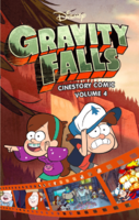 Gravity Falls Cinestory Comic Vol. 4