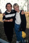 Jake Richardson and David Gallagher