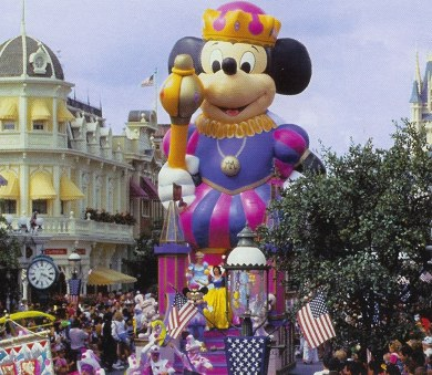 20th Anniversary Surprise Celebration Parade