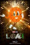Loki - Miss Minutes Poster