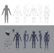 The Forgotten Droid Concept Art 01