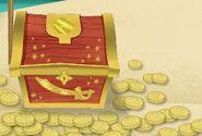 Treasure-box