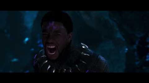 """""""Guerra"""" - Pantera Negra Hoje nos cinemas"""
