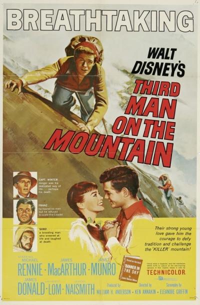 O Terceiro Homem na Montanha