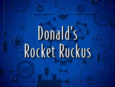 Donald's Rocket Ruckus