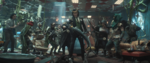 Alligator Loki bites President Loki - Loki EP5