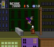 Darkwing Duck TurboGrafx-16 Gameplay 1