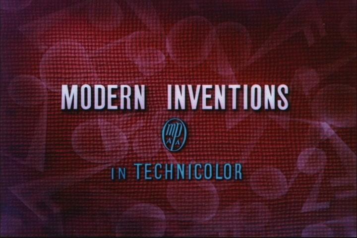 Invenções Modernas