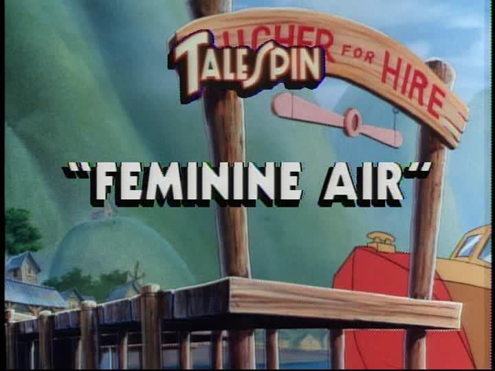 Feminine Air