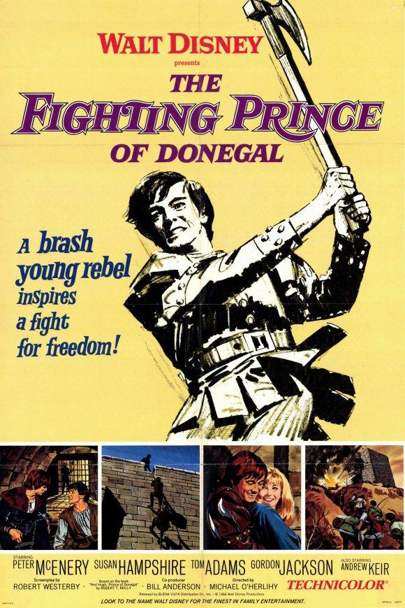 O Valente Príncipe de Donegal