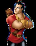Gaston transparent
