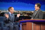 Gilbert Gottfried visits Stephen Colbert