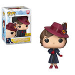 Mary Poppins with Umbrella POP