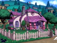 Minnie's house in Mickey Saves the Day 3D Adventure