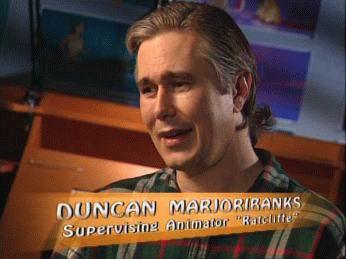 Duncan Marjoribanks