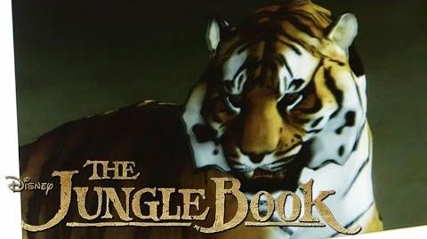 THE JUNGLE BOOK - Animationstechnik - Ab 14