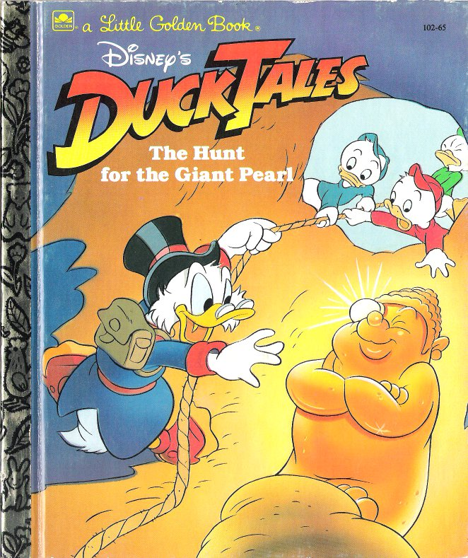 DuckTales: The Hunt for the Giant Pearl