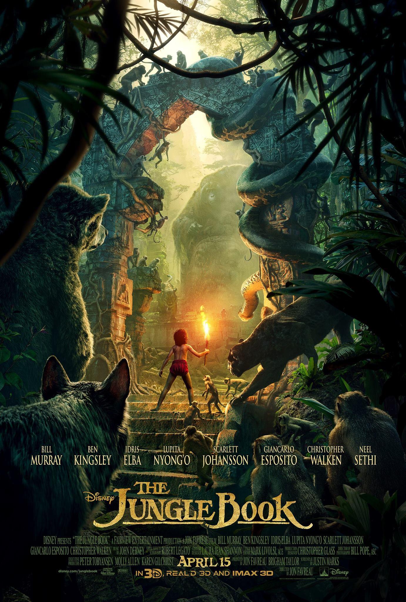 El Libro de la Selva (película de 2016)