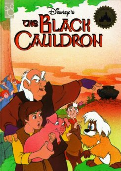 The Black Cauldron (Classic Storybook)