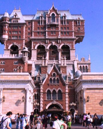 Tower Of Terror Attraction Disney Wiki Fandom