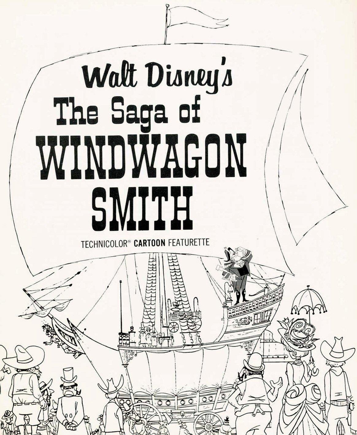 A Saga de Windwagon Smith