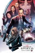 Agents of Shield Season 3 Poster