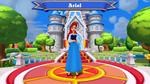 Ariel Disney Magic Kingdoms Welcome Screen