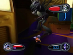 Chopsuey during gameplay 2