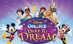 Disney on ice dare to dream 2014 poster