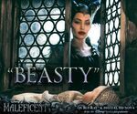Maleficent Home Media Beasty Promotion