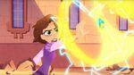 Rapunzel reaches for sunstone