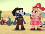 Rootin' Tootin' Sheriff Showdown