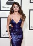 Selena Gomez 58th Grammys