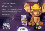 Stitch Crashes Disney - Series 5 of 12 - Pinocchio