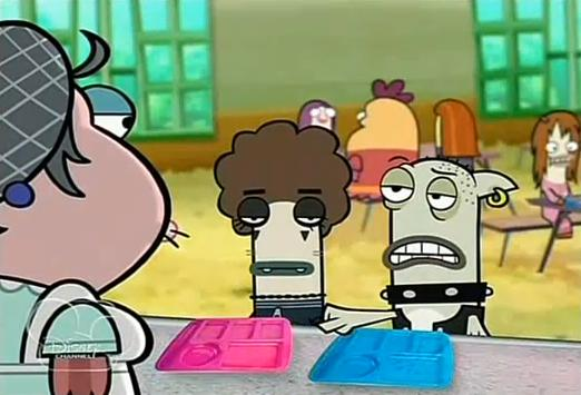 Lunch Lady (Fish Hooks)