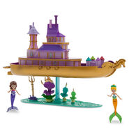 The Floating Palace Playset 1