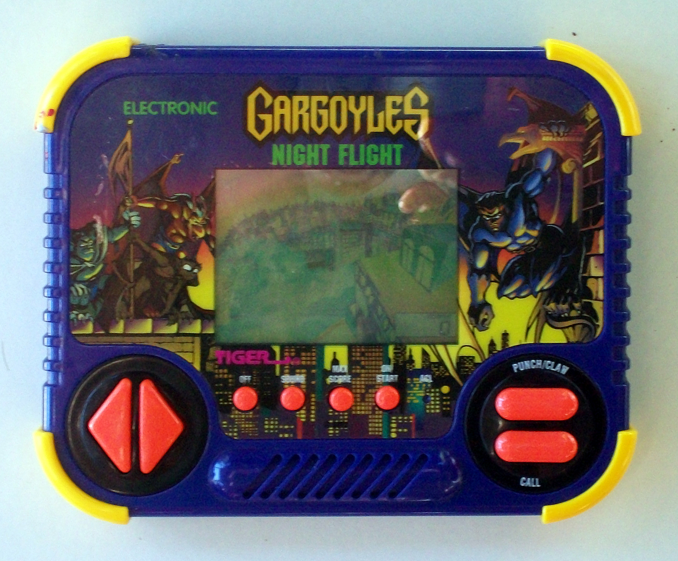 Gargoyles: Night Flight