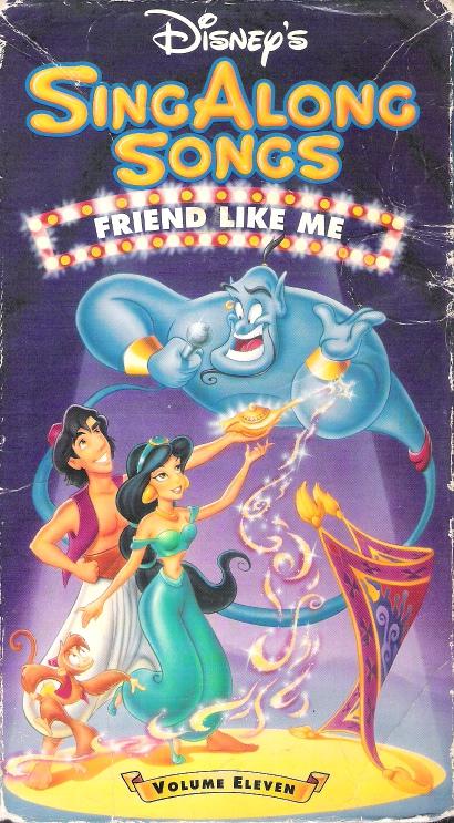 Disney Sing Along Songs: Friend Like Me