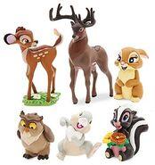Bambi 2017 playset
